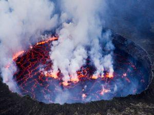 Nyiragongo Volcano Climb