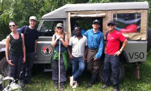 Virunga Transportation