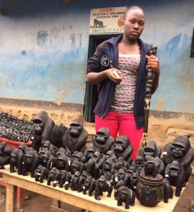 Blogger at Congo Gorilla Safaris