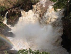 Rusumo water falls